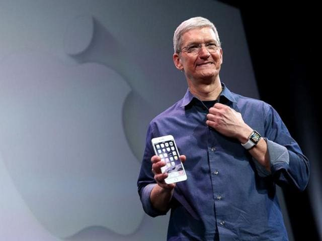 Apple,CEO Tim Cook,iPhone