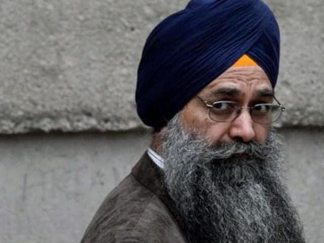 Inderjit Singh Reyat, the lone person convicted for the 1985 Air India Kanishka airliner bombing.