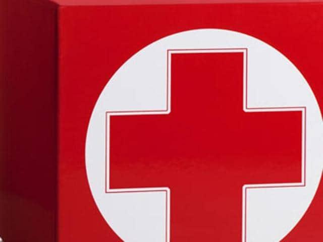 Gurgaon,Red Cross,Republic Day