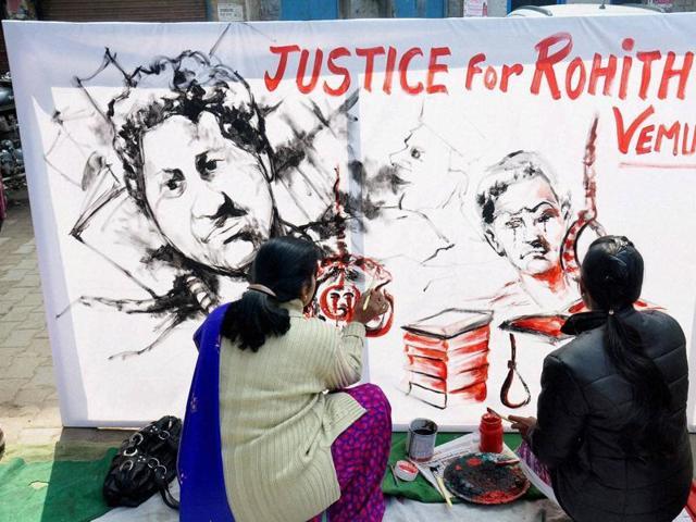 Rohith Vemula,Dalit scholar suicide,Inequality