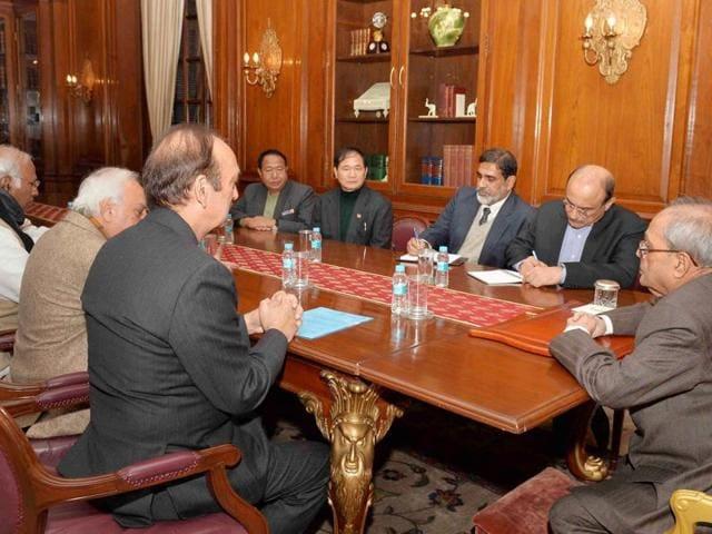 Arunachal Pradesh,Political crisis,Congress