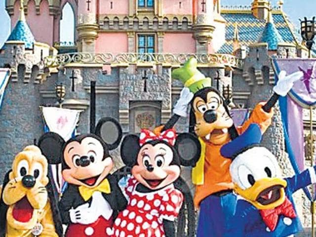 Disney executives said that the lay-offs were part of a reorganisation.