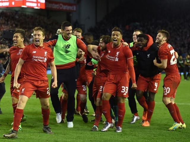 League Cup semifinals,Liverpool vs Stoke City,Jurgen Klopp