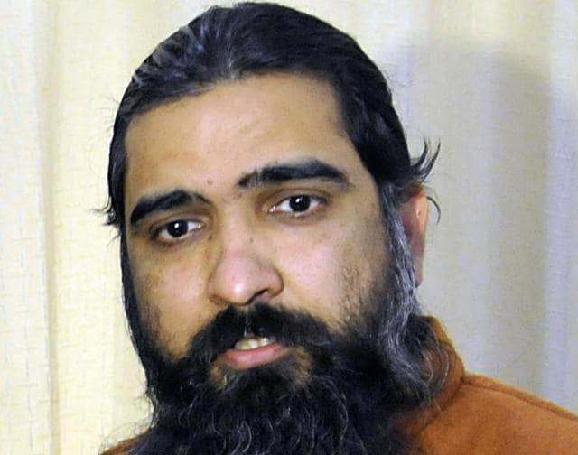 Divya Jyoti Jagriti Sansthan spokesperson Swami Vishalanand