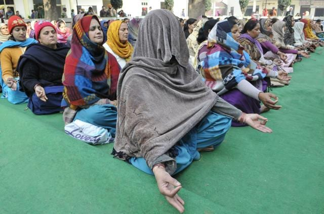 Two years on: 'Baba' Ashutosh Maharaj still in freezer, no
