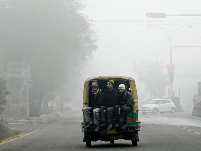 Delhi,Fog,Cold wave