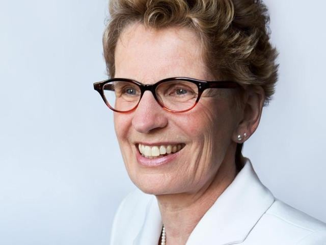 Kathleen Wynne,Ontario,MoUs