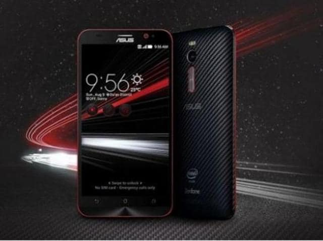 Asus Zenfone 2'Special Edition' listed on the company's website, offers a staggering 256 GB of total storage and packs an upgraded Intel Atom Z3590 processor