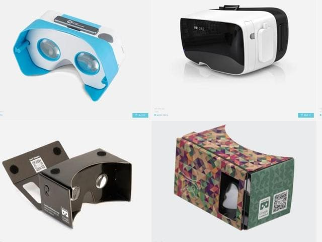 Google,Cardboard,VR