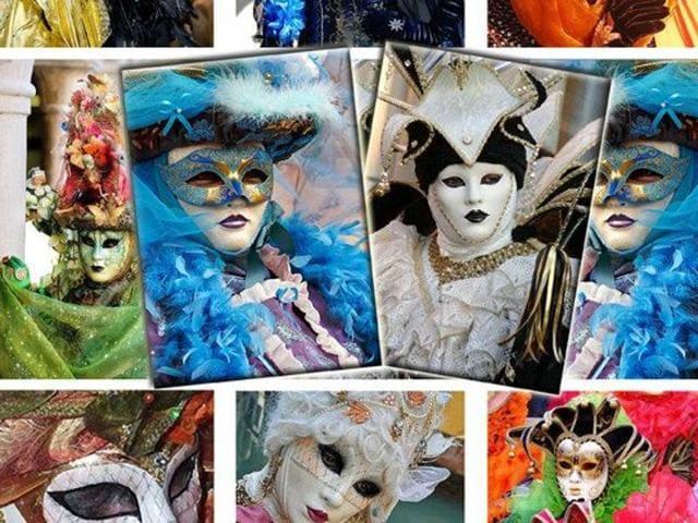 Italy,Brazil,Carnivals