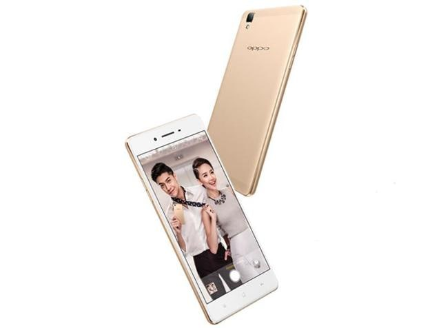 Oppo has launched its camera-focused F1 smartphone in India featuring an 8-megapixel selfie cam, an octa-core processor and  3GB of RAM.