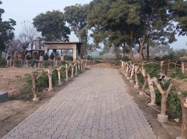 Mansa village,National honour,Union ministry of rural development