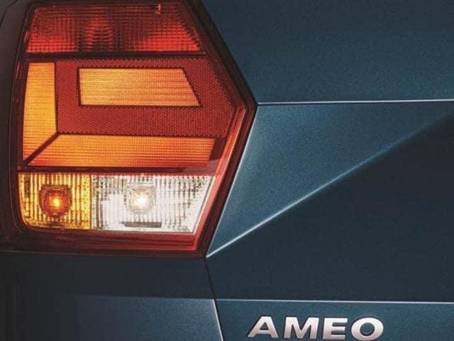 Volkswagen Ameo will be VW's compact sedan player against Honda Amaze, Hyundai Xcent, Maruti Suzuki Swift Dzire and Ford Figo Aspire.