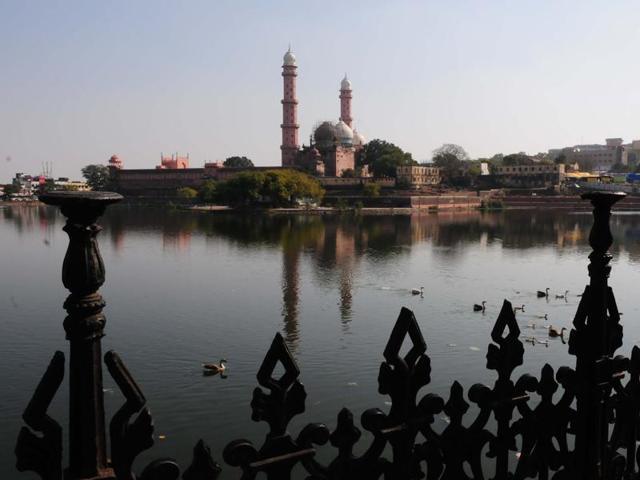 Smart cities,20 smart cities,Madhya Pradesh