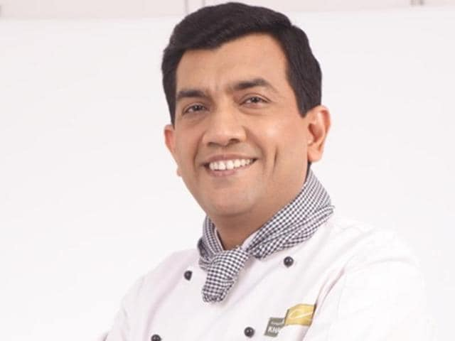 Chef and TV show host Sanjeev Kapoor loves good food and wine. But he burns it all with exercise.