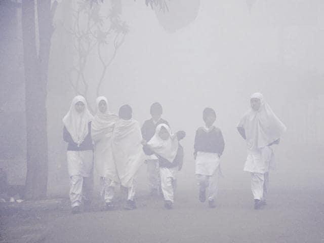 cold wave,Haryana,NCR