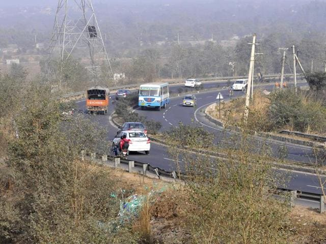 The Rs 7,566 crore Delhi-Meerut expressway is the first project that has been bidded out on this new model