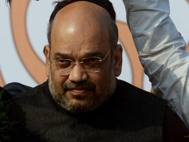 BJP president Amit Shah was unanimously elected on January 24 for a full three-year term to head the ruling party.
