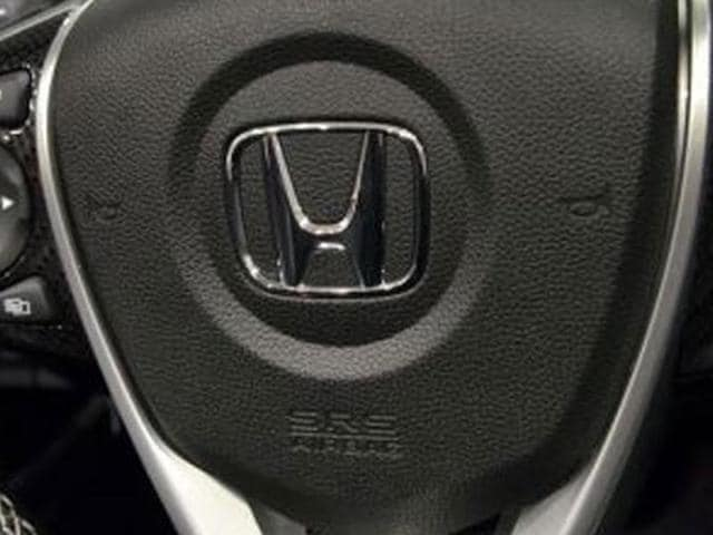 An air bag inflator in a Honda Civic exploded last year in India during a crash killing the driver.