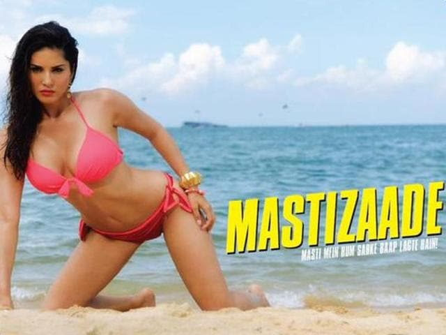 A review for Mastizaade is as pointless as Sunny Leone in a burqa.