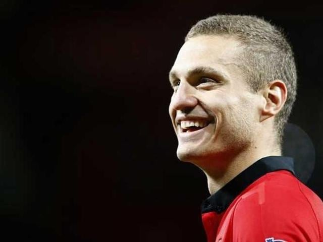Former Manchester United captain and defender Nemanja Vidic announced his retirement on Friday.