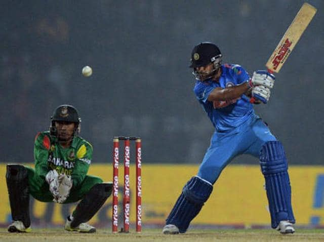 India will be facing hosts Bangladesh in the inaugural match of the forthcoming Asia Cup in Dhaka.