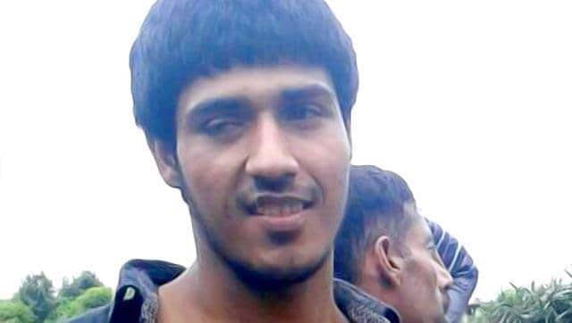 The sole militant caught alive after a terrorist attack on a BSF convoy that was travelling on the Jammu-Srinagar national highway in Udhampur district about 85km from Jammu, on Wednesday, August 05, 201