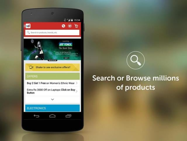 Online retailer Snapdeal has announced its revamped Android and iOS apps  with improved search and listings