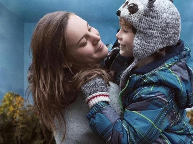 Room is about the 24-year-old Ma, played by Brie Larson, and her 5-year-old son Jack, played by Jacob Tremblay.