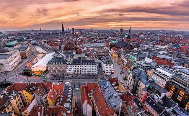 Vikings,Denmark,Copenhagen