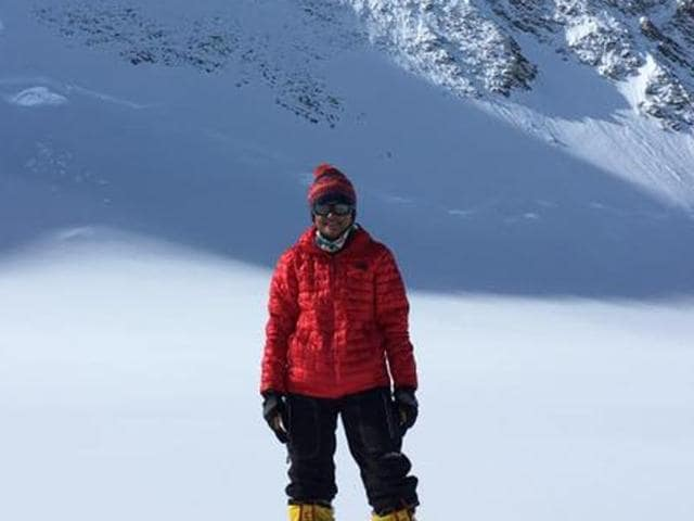 Aparna Kumar, a 2002-batch IPS officer from Uttar Pradesh cadre, has become the first officer of the All India Services to have successfully scaled Antarctica's highest peak Mount Vinson Massif.