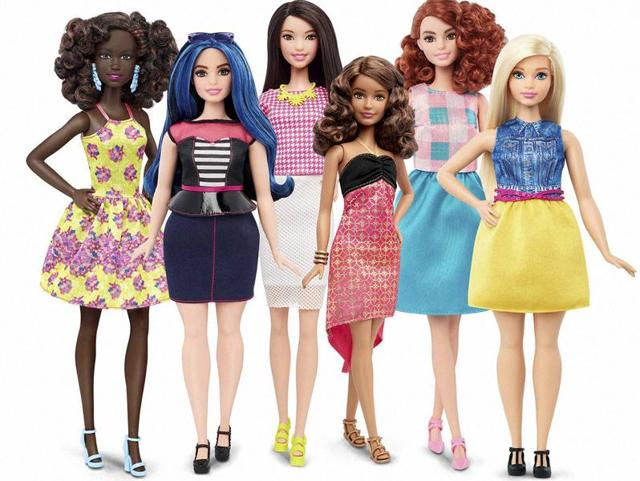 Barbies,Size,New