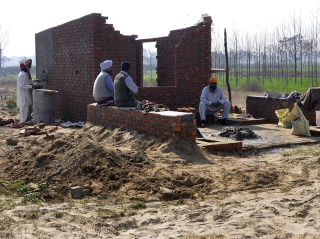 Punjab industries department,Sirhind irrigation canal,Powat village