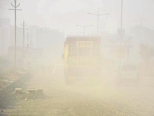 Pollution,Uttar Pradesh,Housing board