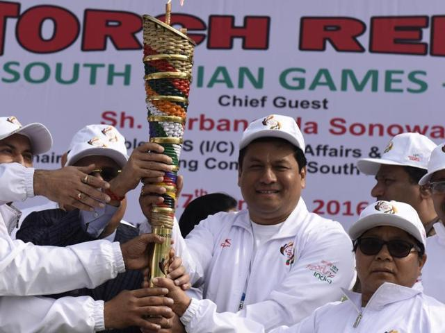 Sarbananda Sonowal,Assam,Assembly elections in Assam