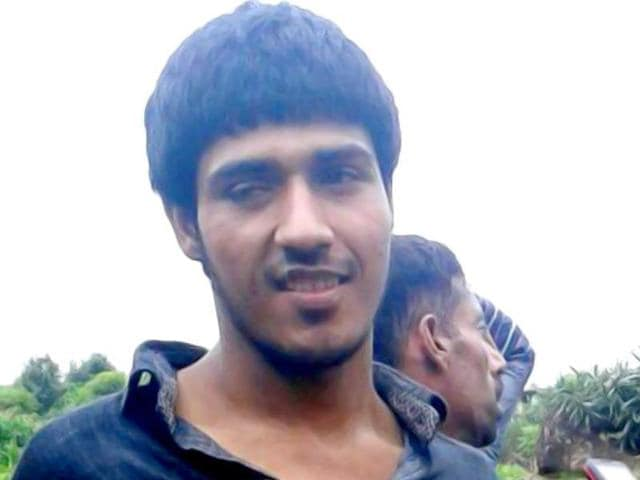 Mohammad Naveed, the sole militant caught alive after a terrorist attack on a BSF convoy in Udhampur district on August 05, 2015.