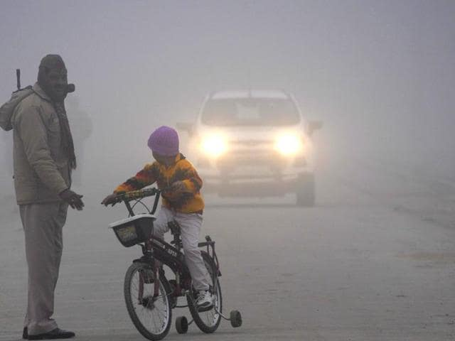 Fog,Weather update,Winter