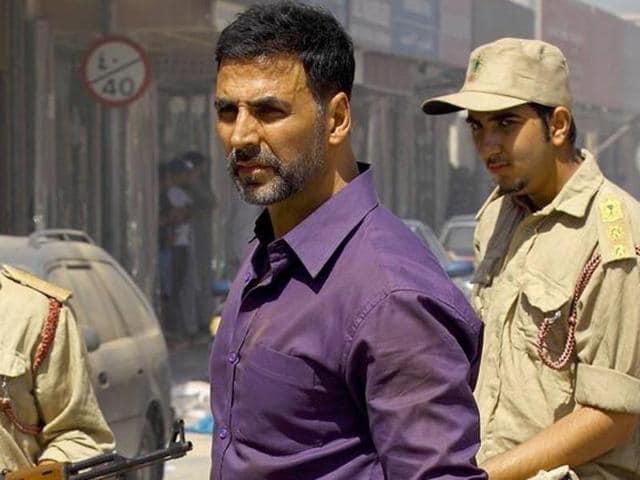 Akshay Kumar plays Ranjit Katyal in Airlift.