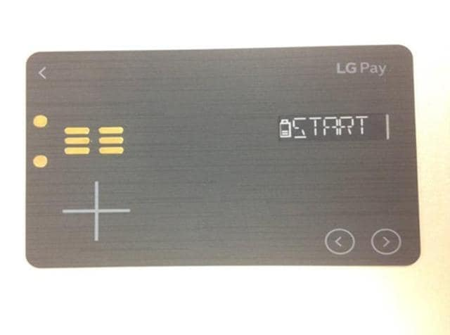 Although the company has been working really hard to keep the project under wraps, the White Card made its way to the media and pictures of it show that it looks like a normal credit card and there is no difference in thickness as well