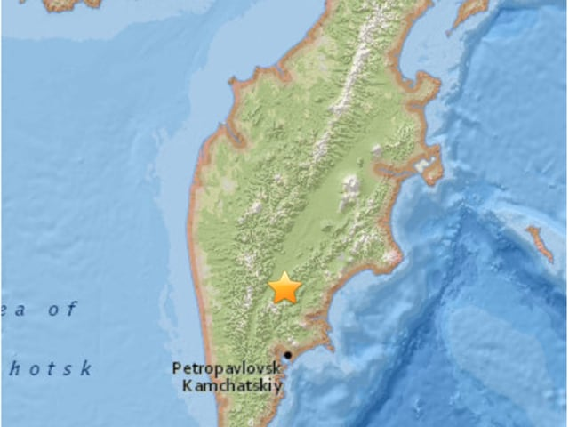 Earthquake,US Geological Survey,National and Pacific Tsunami Warning Centers