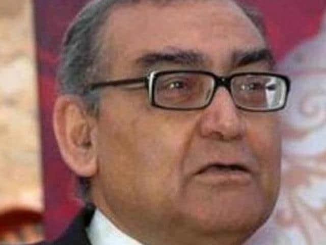 Press Council of India former chairman justice (retd) Markandey Katju on Saturday arrived at Behbal Kalan