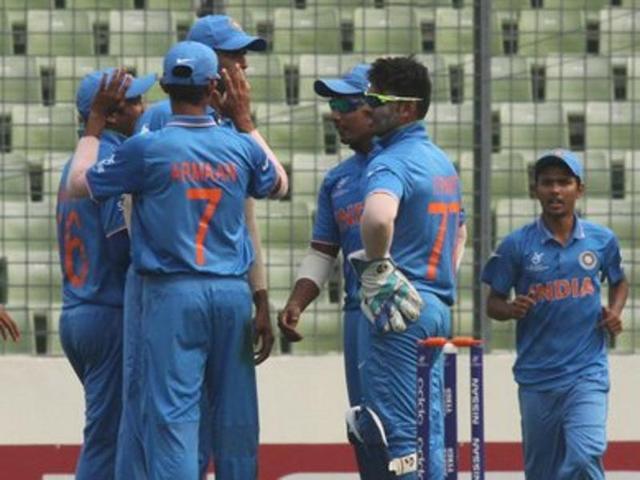 ICC U-19 World Cup,Sarfaraz Khan,Avesh Khan
