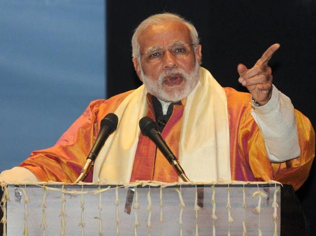 PM Modi called for targeted subsidies and reforms and questioned tax incentives for corporates.