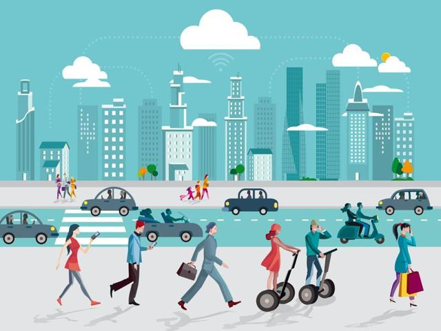 Smart cities look to deliver the best means of mobility, healthy environment, a better quality of life, and efficient governance to its citizens.
