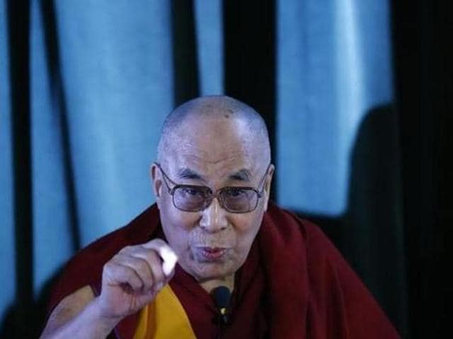 For a man who has suffered so much, the Dalai Lama is altogether without bitterness.(Reuters File Photo)