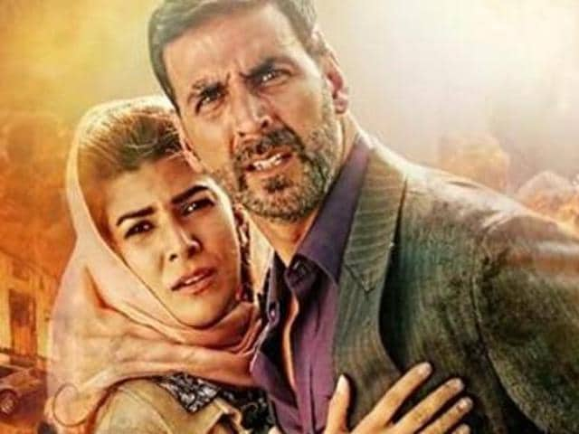 Fantasy is to portray Akshay Kumar like Moses leading the Jews in the famous exodus across the desert to the Promised Land.