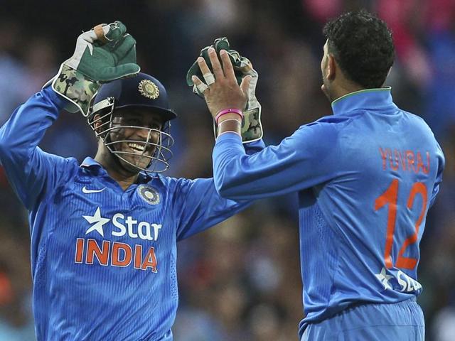 India tour of Australia,MS Dhoni,Yuvraj Singh