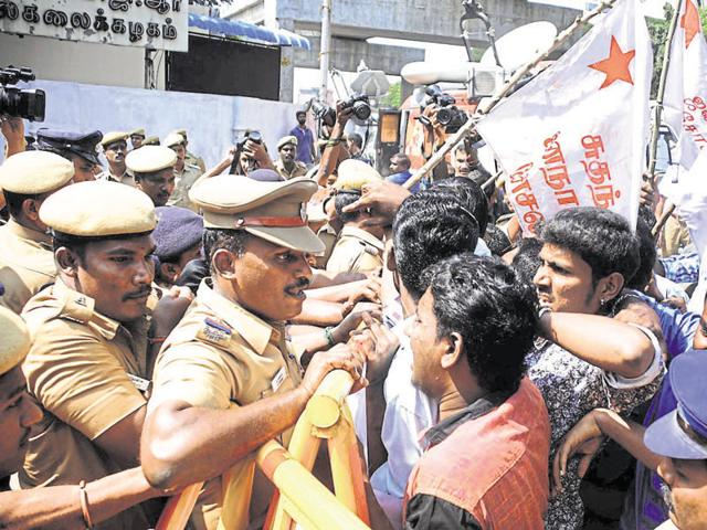 Tamil Nadu students death case,Villupuram,SVS Naturopathy and Yoga College