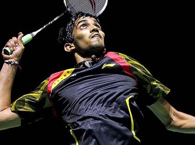 Kidambi Srikanth defeated a spirited challenge from Huang Yuxiang of China to claim his first Syed Modi International  title.