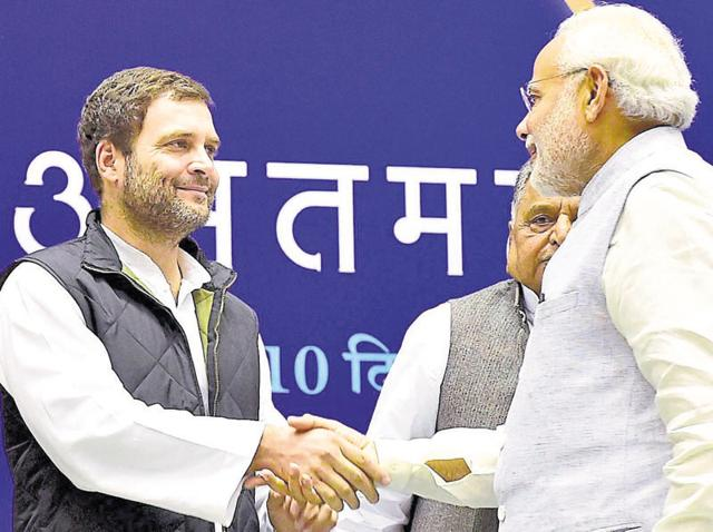 """Congress vice-president Rahul Gandhi on Sunday said that Prime Minister Narendra Modi's 'Digital India' scheme cannot become a euphemism for an """"internet controlled by large remote corporations""""."""